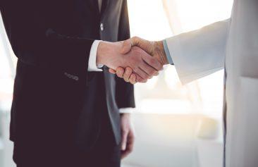 management handshake