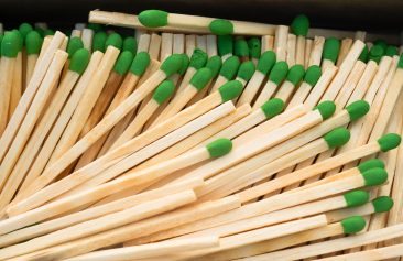 Like matches, be a fire starter for your culture