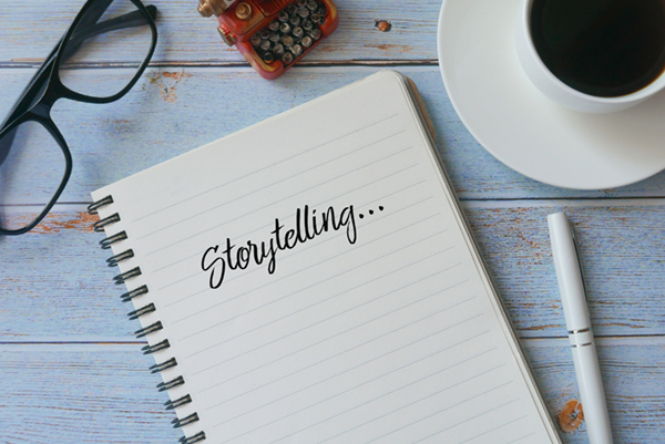 Stories are vital to shaping a culture