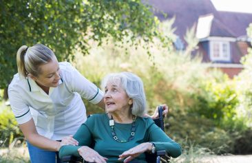 Don't Count Me Out – How Family Members Can Help Improve Patient Experience and Outcome