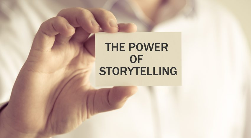 Grip Hearts and Engage Minds through Storytelling